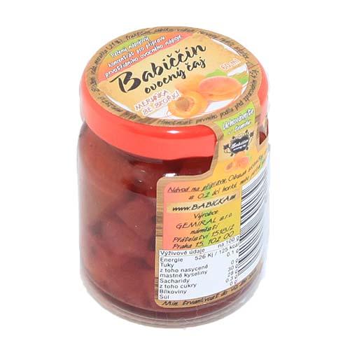 Gemiral Babiččin ovocný čaj Meruňka se skořicí 55ml