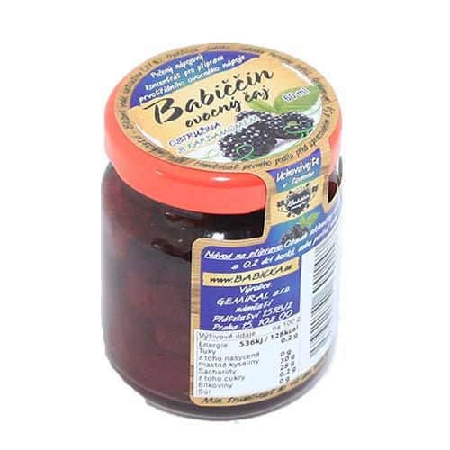 Gemiral Babiččin ovocný čaj Ostružina s kardamomem 55ml