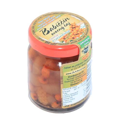 Gemiral Babiččin ovocný čaj Rakytník s kardamomem 55ml