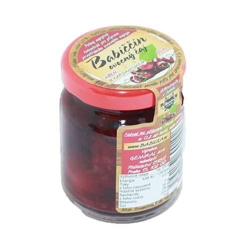 Gemiral Babiččin ovocný čaj Višeň s kardamomem 55ml