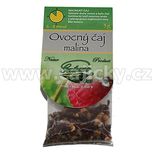 Čaj Gatuzo - Malina, 1ks