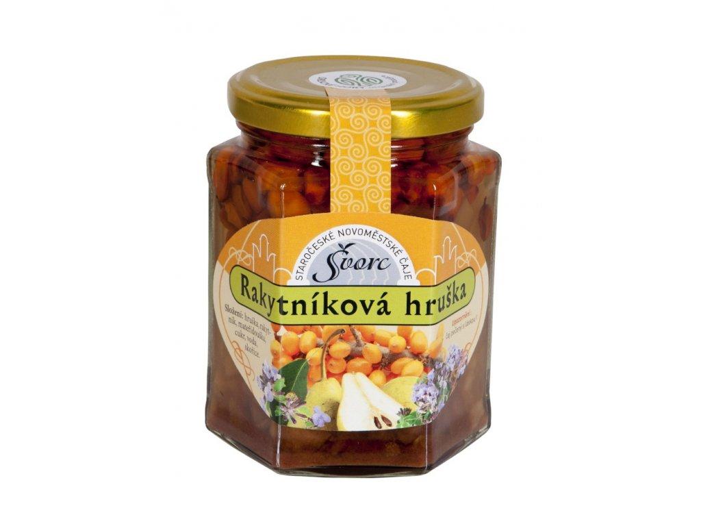 Staročeské Novoměstské čaje - Rakytníková hruška 275ml