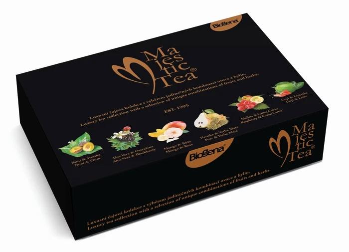 Biogena Čaj Maxi Majestic Tea 60 ks