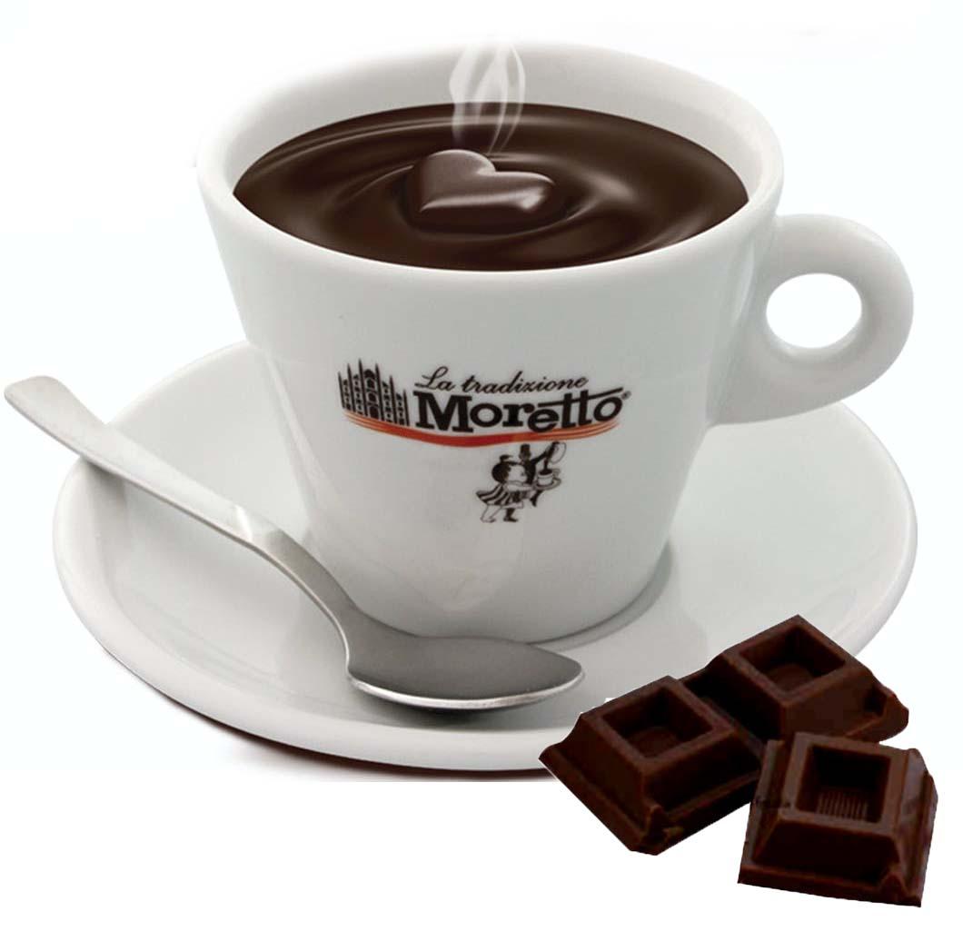 Horká čokoláda Moretto - Extra hořká 30g