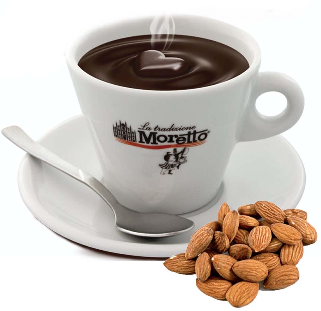 Horká čokoláda Moretto - Mandlová 30g