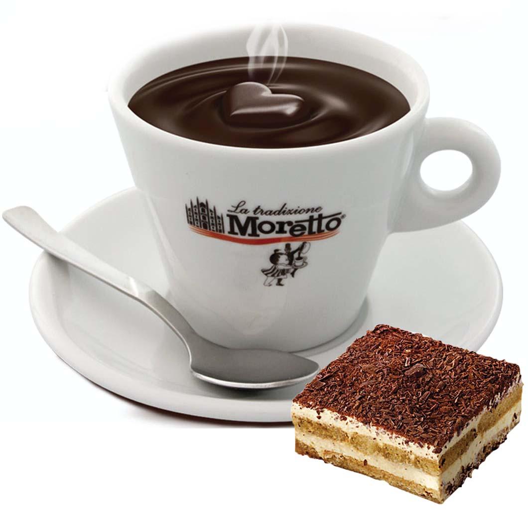 Horká čokoláda Moretto - Tiramisu 30g