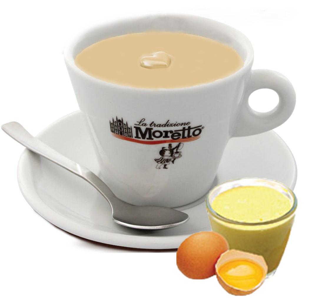 Horká čokoláda Moretto - Vaječný likér 25g