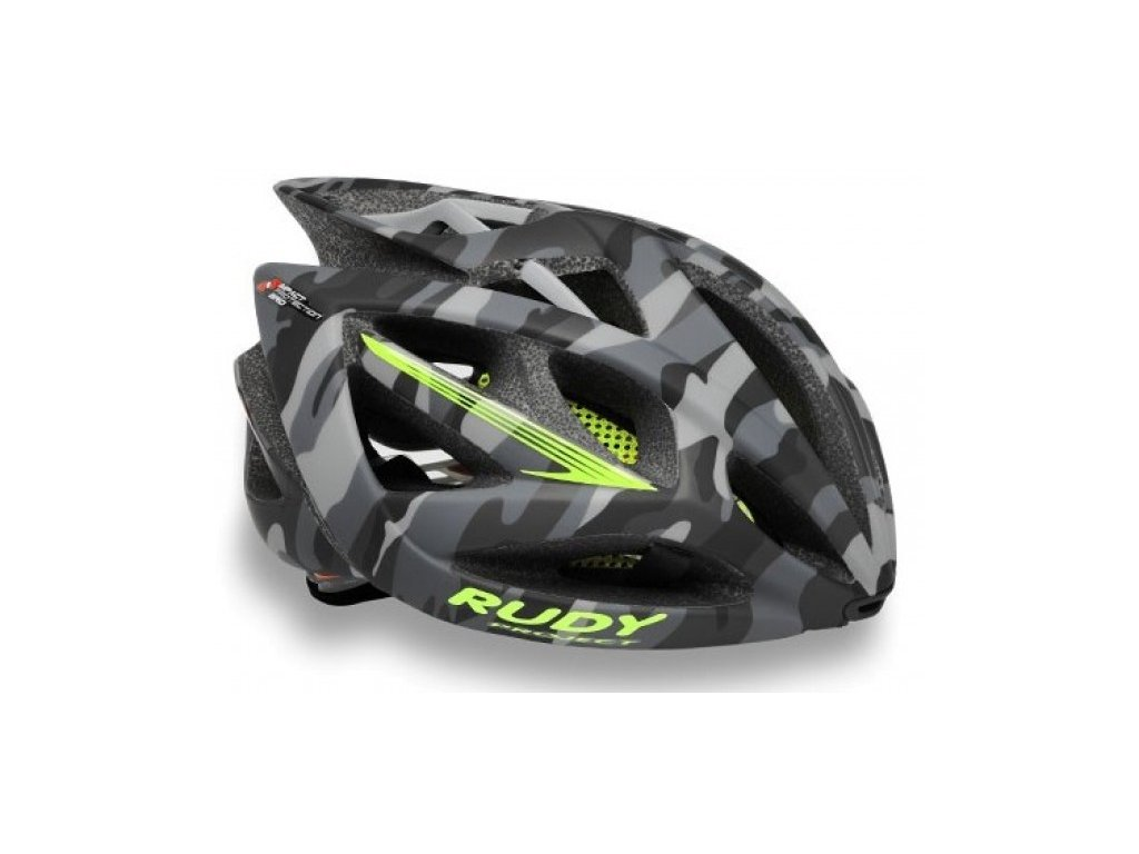 rudy airstorm 206 grey camo lime