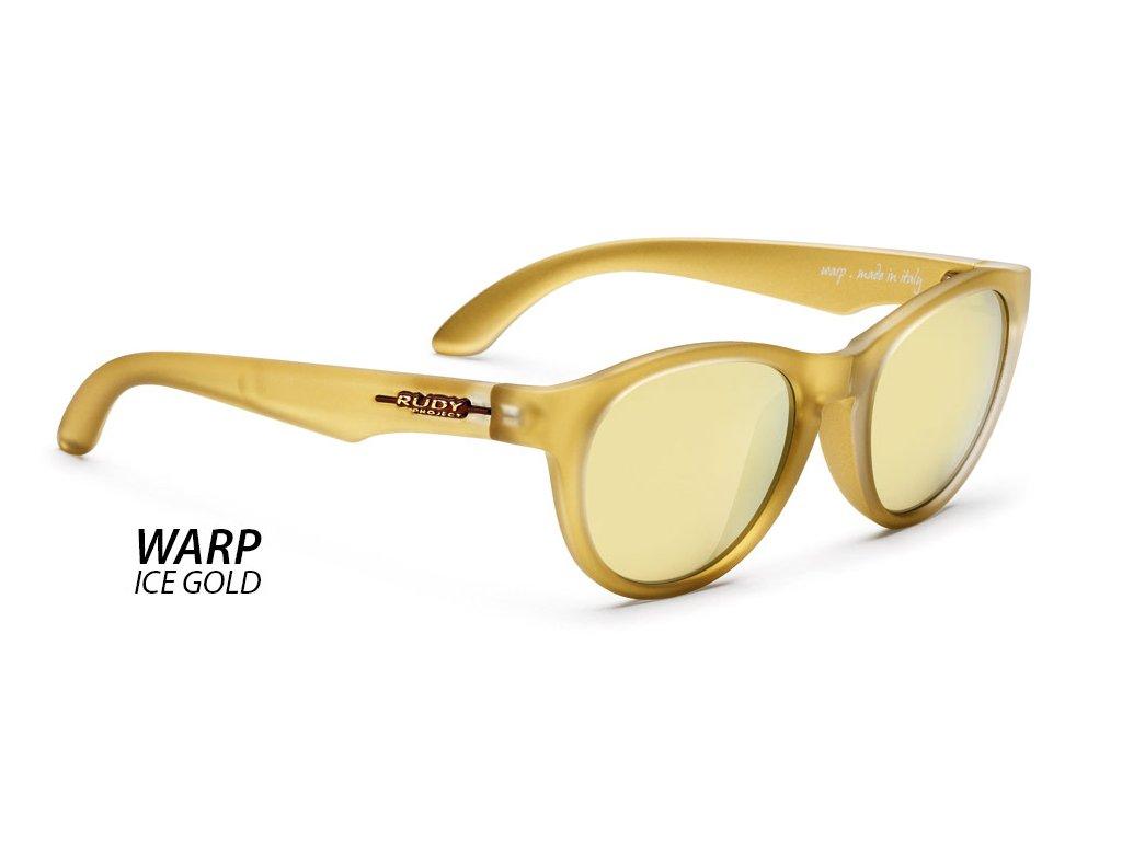 warp ice gold