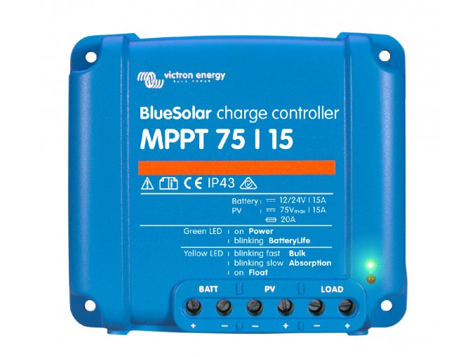 BlueSolar Charger MPPT 75 15 top nw
