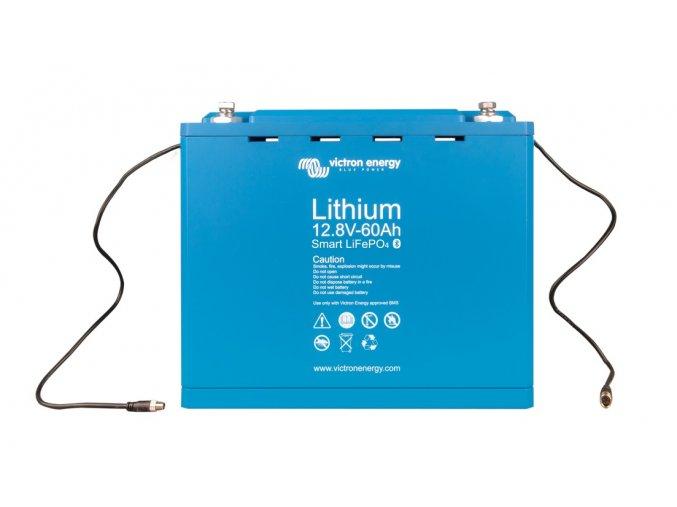 5959 O victron energy lifepo4 battery 12 8v 60ah smart front