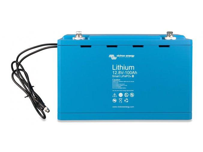 5970 O victron energy lifepo4 battery 12 8v 100ah smart front