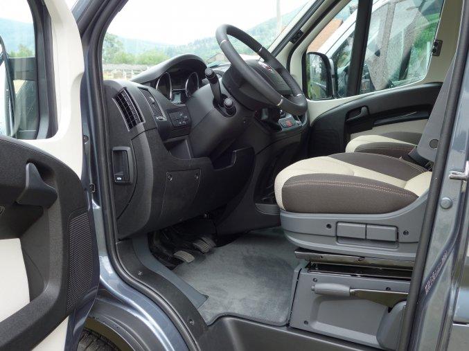 Koberec kabiny Fiat Ducato 06-