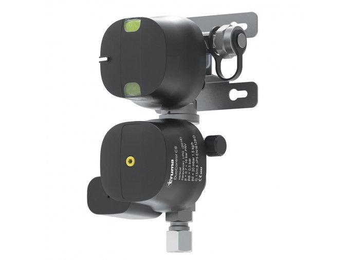 Truma DuoControl CS plynovy regulator s crash senzorem DuoControl CS vertikalni l