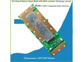 4S smart Bluetooth BMS 100A