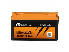 LIONTRON Lithium LiFePO4 LX Smart 12,8V 100Ah