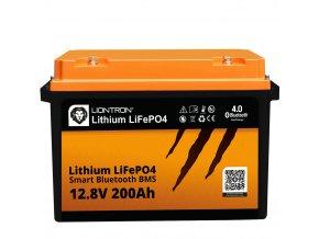 LIONTRON LITHIUM LIFEPO4 LX SMART 12,8V 200AH
