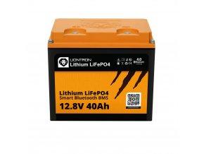 LIONTRON Lithium LiFePO4 LX Smart BMS 12,8V 40Ah