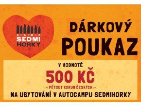 logo dark poukaz 500 ok