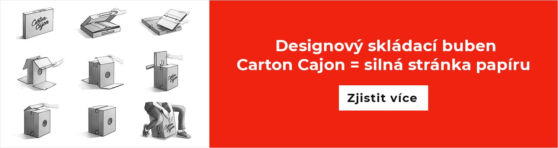 Konstrukce | Carton Cajon