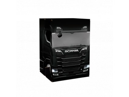CC45 Truck Scania Grey Front1