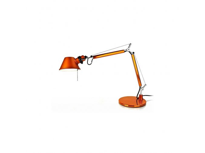 1746 artemide tolomeo micro orange a011860