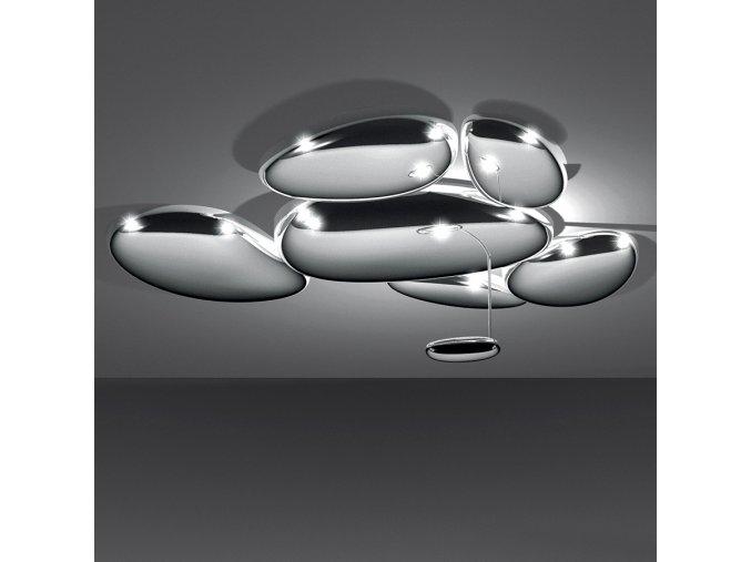 stropné svietidlo artemide skydro halo