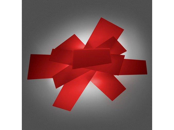 2353 foscarini big bang red 151005 63 stropne cervene
