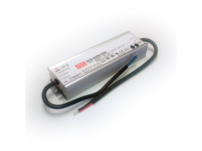 MEAN WELL 240W - 24V [HLG-240-24A]