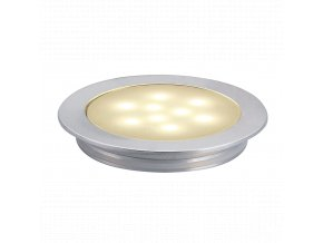 107069 slv 550672 led slim light do podlahy hlinik 12v led 0 5w ip67 3000k