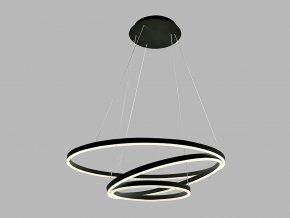 LED2 CIRCLE 3 P-Z, B 136W (Varianty DALI/PUSH - stmievateľná)