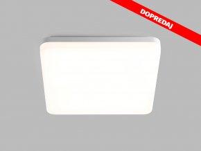48(4) led2 square 26 white stropne biele