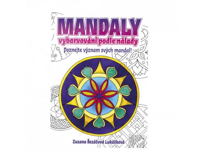 Mandaly – vybarvování podle nálady