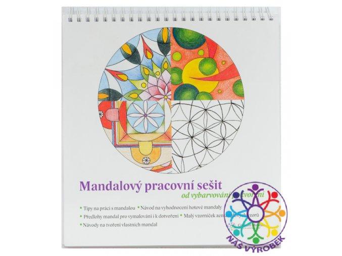 mandalovy prac sesit