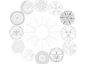 mandalový kruh2