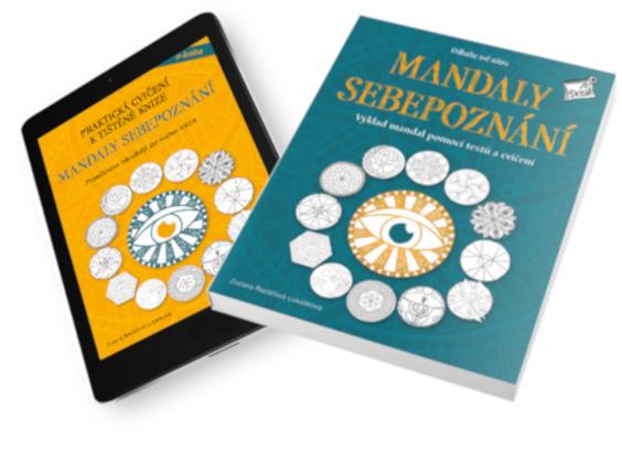 Mandaly sebepoznání kniha s e-bookem