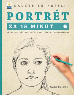 Kniha portrét za 15 minut