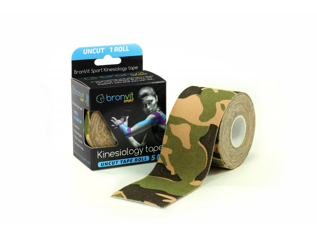 tape mask zeleny