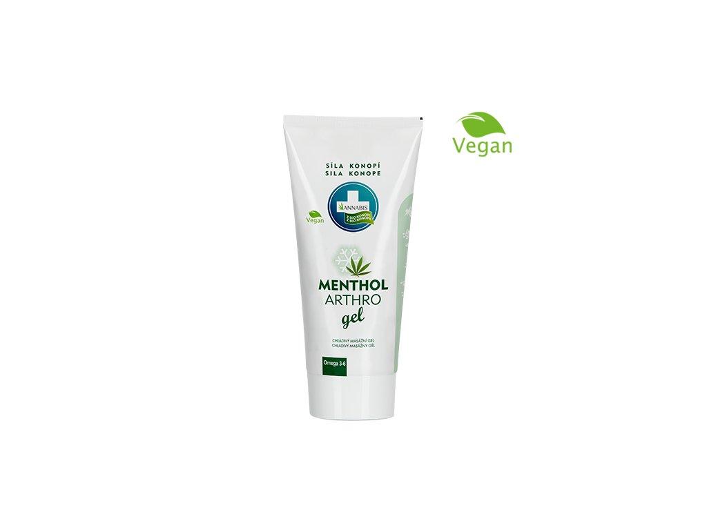 Produkty na web 500x500px 2019 CZ menthol arthro gel
