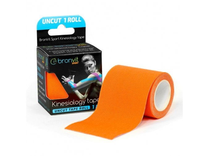 BVS 1m tape oranzovy
