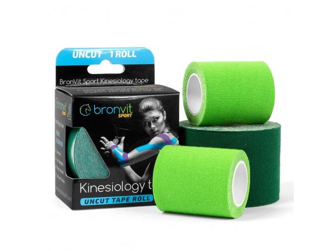 BVS tape pack 5m tm zeleny 2x1m zeleny
