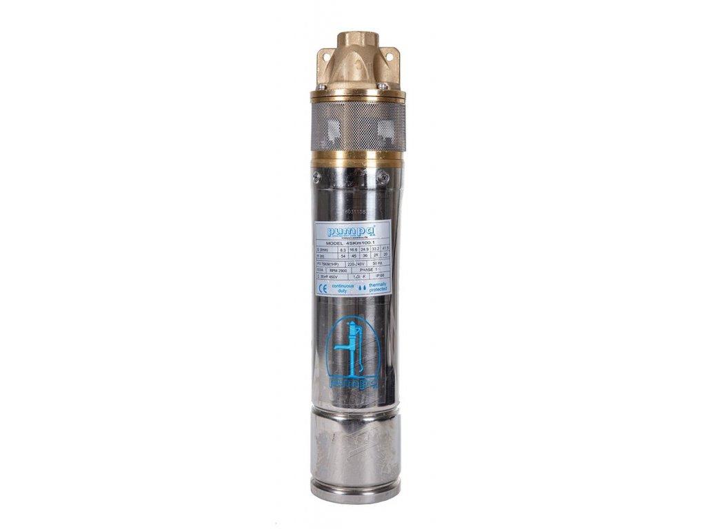 BLUE LINE 4SKM 100 230V