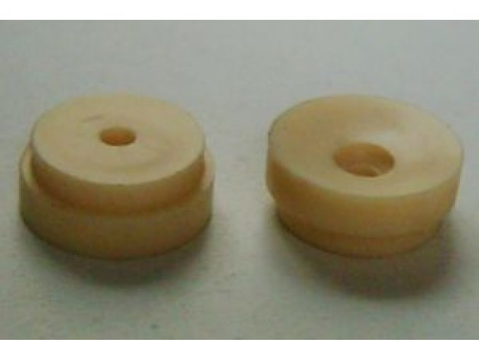 TESLA-morse-tlačítko-plast