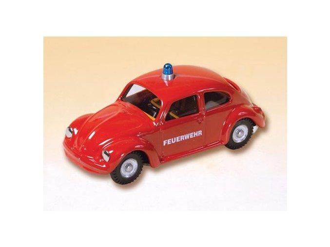 VW Brouk hasič