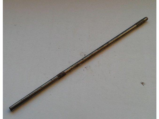 Hřídel 35 A 3x110 Mehano