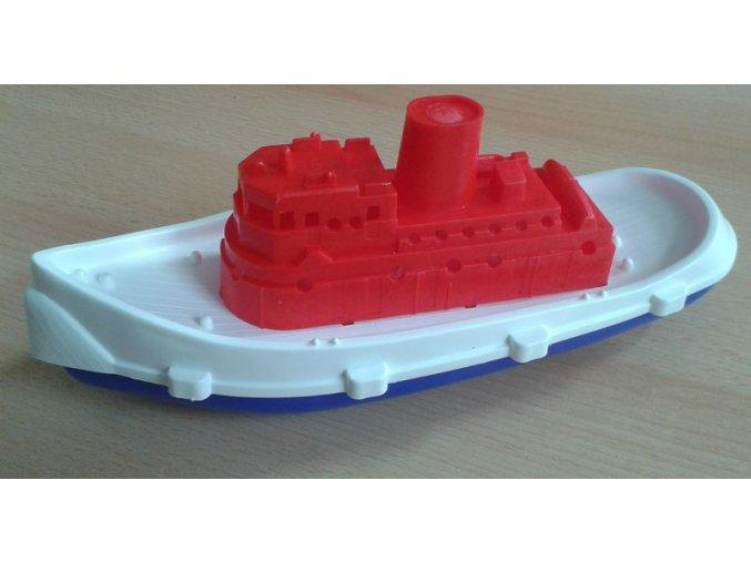 Rybářská loď *