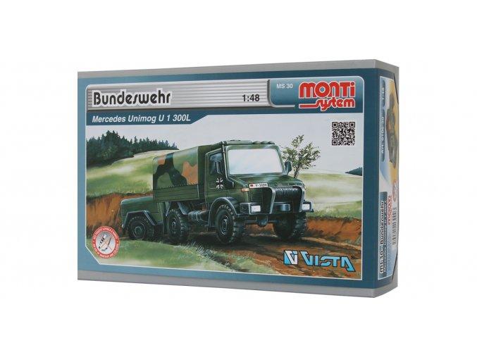 Monti30 UnimogBundeswehr