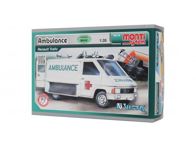Monti06 RenaultAmbulance