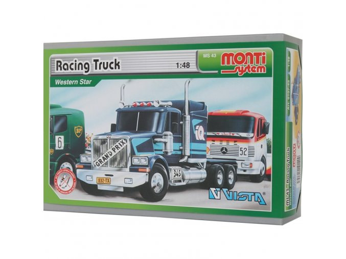 monti ms 43 racing truck