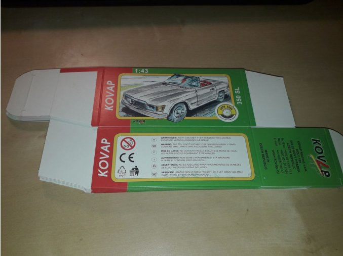 kovapMCD krabice